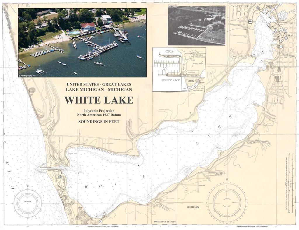 Regatta Maps - WMYA - Western Michigan Yachting Association